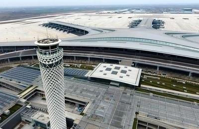 青岛流亭机场
